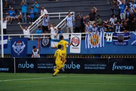 Siegesserie von Atlético Baleares reißt nicht ab