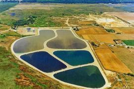 Umweltschützer regen sich über Kläranlage von Can Picafort auf
