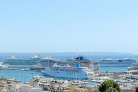 Palma will kleinere Kreuzfahrtschiffe