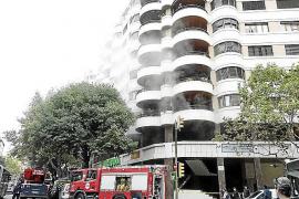 20 Verletzte bei Brand in Palma de Mallorca