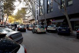 Google-Autos wieder in Palma de Mallorca unterwegs