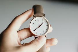 Am Wochenende wird die Uhr zurückgestellt