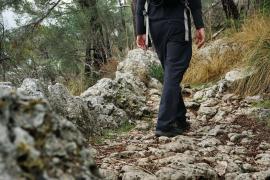 Adiós Einsamkeit: Wanderer drängeln sich in den Bergen