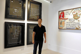 Mallorca-Premiere für Jean-Michel Basquiat