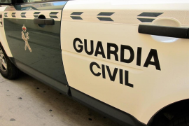 Räuber überführt sich in Colonia de Sant Jordi selbst