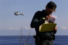 Suche nach Verschwundenen von Santanyí weiter erfolglos