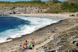 Kälte in deutschen Landen, weiter Badewetter auf Mallorca