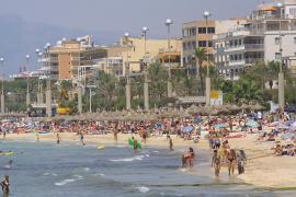 Polizei macht Operationsbasis für Taschendiebe an Playa de Palma unbewohnbar