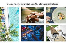 Von Frühstück bis Spa-Aufenthalt: Auf der derzeit englisch- oder spanischsprachigen Webseite können Residenten wählen, welche Auszeit vom Alltag sie sich gönnen möchten.