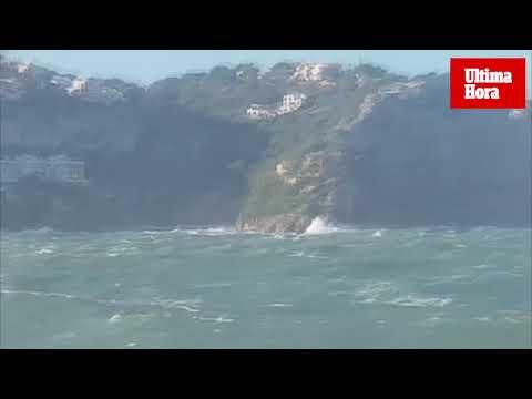 Wetteramt warnt vor starkem Wind auf Mallorca