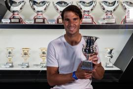 Mallorcas Tennisheld ist wieder ganz oben