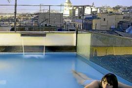 Palma verbietet weitere Dach- Pools im historischen Zentrum