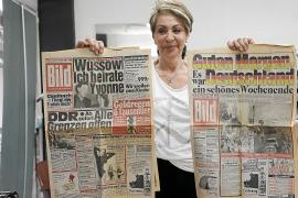Ostdeutsche berichtet auf Mallorca vom Mauerfall
