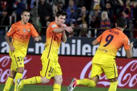 Lionel Messi trainiert mit Argentinien auf Mallorca