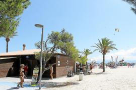 Grünes Licht für nagelneue Lokale auf dem Alcúdia-Strand