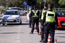 Verstärkte Fahrzeugkontrollen noch bis Sonntag