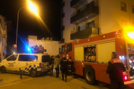 Hotel am Paseo Marítimo wegen Brandes evakuiert