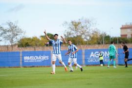 Atlético Baleares mit Remis vor heimischer Kulisse