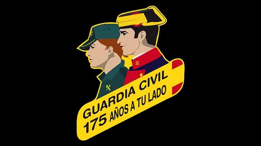 Die Guardia Civil zeigt auf Mallorca ihr Können