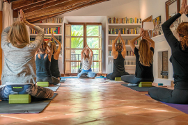 Yogafincas immer beliebter auf Mallorca