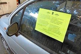Gemeinde Alaró macht Front gegen aufgegebene Autos