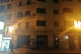 Polizei räumt Gebäude wegen Einsturzgefahr