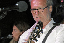 Willi-Meyer-Band spielt in Santa Ponça