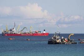 Stromkabel zwischen Mallorca und Menorca verlegt