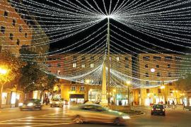 Palma wird bald wieder zum Weihnachts-Lichtermeer