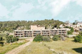 Bauvorhaben bei Bunyola verärgert Umweltschützer