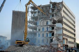 Krankenhaus Son Dureta ist bald komplett verschwunden
