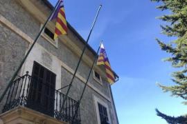 Unbekannte stehlen Spanien-Flagge von Mallorca-Rathaus