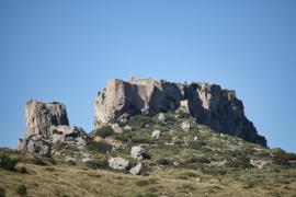 Auf Mallorca gibt es eine verbotene Burg