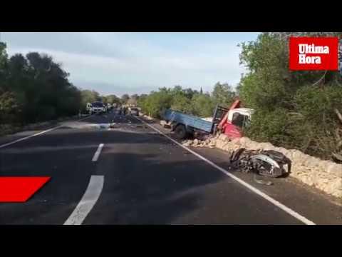 Motorradfahrer stirbt nahe Arenal bei Unfall