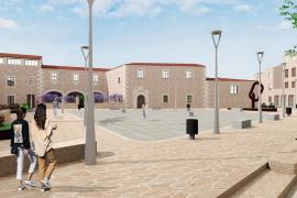 Planung für Modernisierung von Plaza in Campos steht