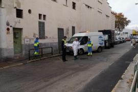Lastwagen fährt Rentnerin in Palma an