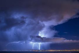 Nächtliches Gewitter-Chaos sucht Mallorca heim