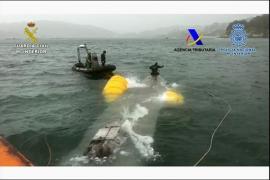 Kokain-U-Boot von Galicien wohl von Mallorca aus kontrolliert
