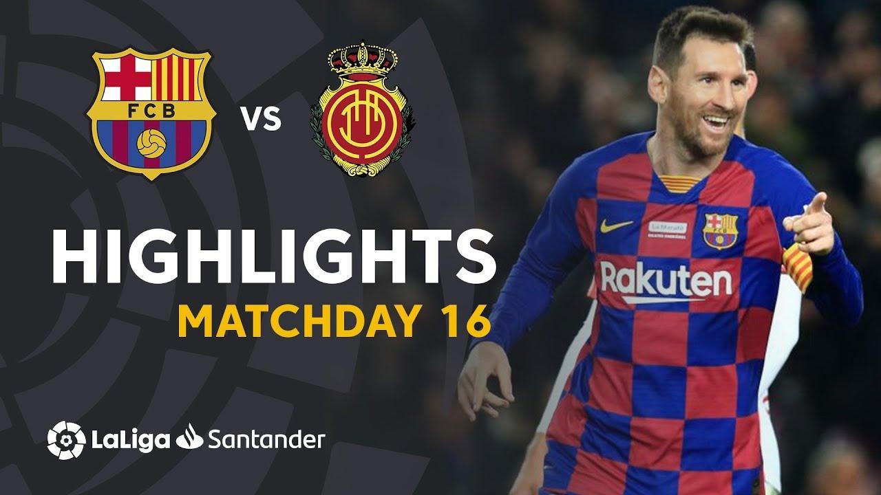 RCD Mallorca geht beim FC Barcelona unter