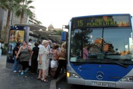 Palma lässt Playa-Buslinie 15 verschwinden