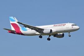 Eurowings mutiert zu einer pünktlichen Airline