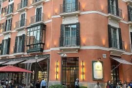 Palmas Stadthotels mit mauer Buchungslage im Winter