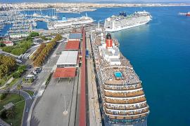 Palma-Hafen erhöht Gebühren für Nebenkosten deutlich