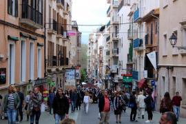 Pizzeria nahe Palmas Plaça d'Espanya ausgeraubt