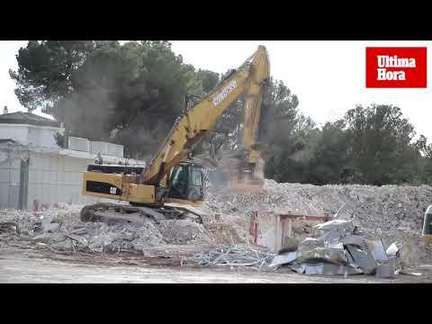 Mutter-Kind-Gebäude des Dureta-Spitals eingeebnet