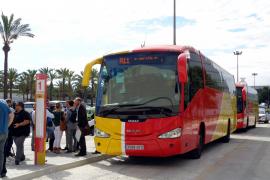 Ab 2020 viel schneller im Bus von Andratx bis Palma