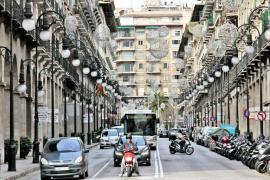 Weniger Parkplätze und mehr Busspuren in Palmas Zentrum