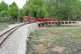 Eisenbahnpark nebst Museum auf Mallorca eröffnet