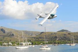 Pollença ohne Anlegeplätze für Wasserflugzeuge