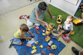 Mehr Klimaanlagen für Kindergärten auf Mallorca